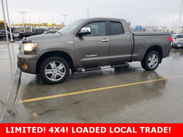 Pre-Owned 2008 Toyota Tundra Limited