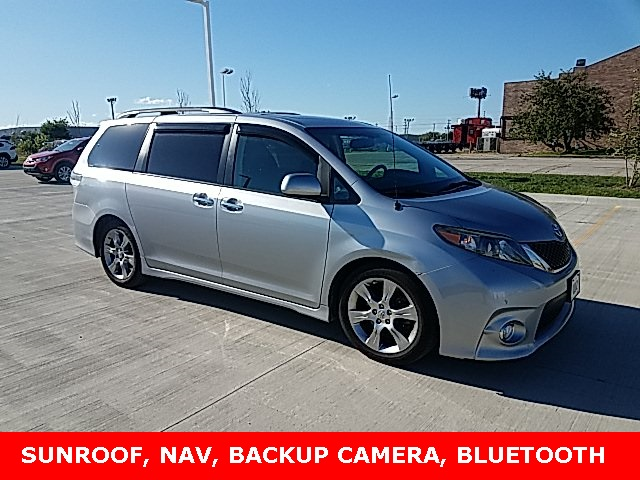 Pre-Owned 2013 Toyota Sienna SE