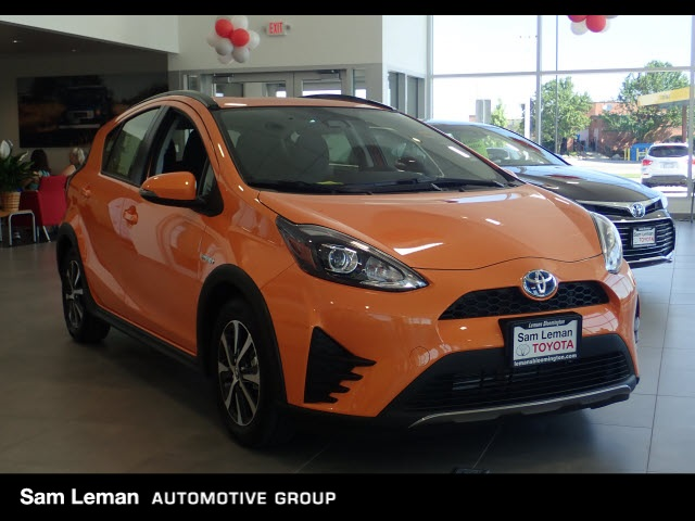 New 2018 Toyota Prius c Two FWD 5D Hatchback