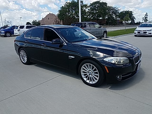 Pre-Owned 2012 BMW 5 Series 535i xDrive