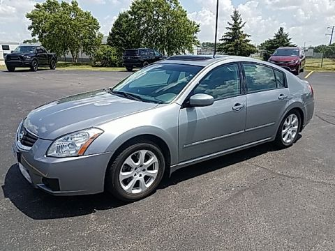 Pre-Owned 2008 Nissan Maxima 3.5 SE
