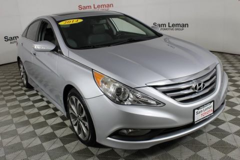 Pre-Owned 2014 Hyundai Sonata Limited 2.0T