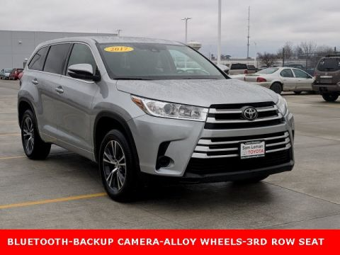 Pre-Owned 2017 Toyota Highlander LE Plus